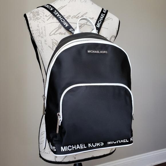 91625888176f3f MICHAEL Michael Kors Bags | Nwt Michael Kors Md Connie Nylon ...
